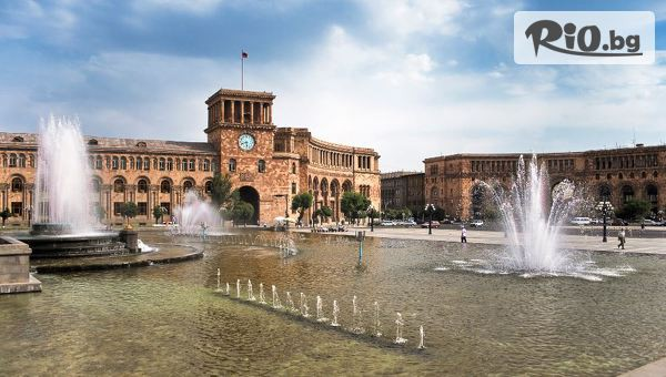 Екскурзия до Армения и Грузия #1