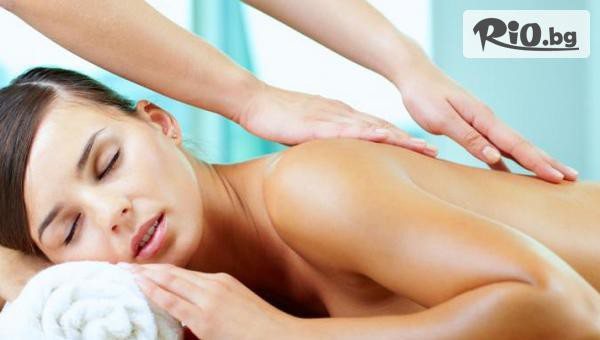 Релаксиращ масаж на гръб, шиен дял #1