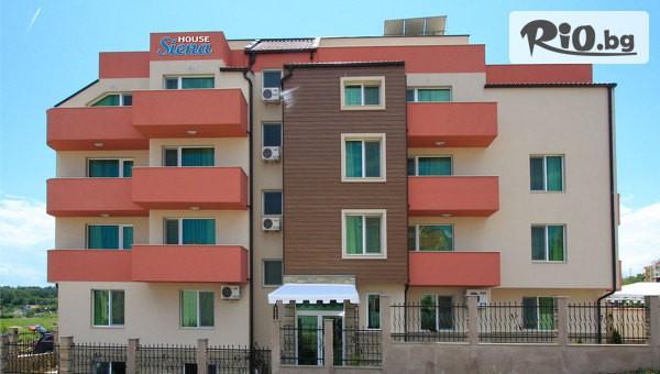 Хотел Сиена Хаус 3*, Созопол #1