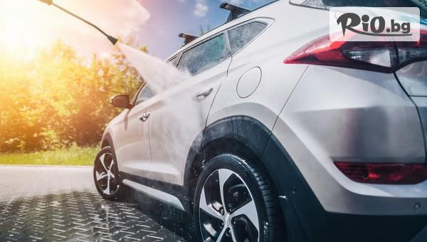 Комплексно почистване на лек автомобил #1