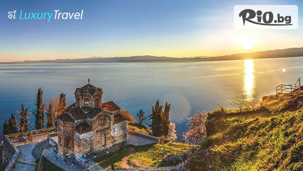 Хотел Belvedere 4*, Охрид #1