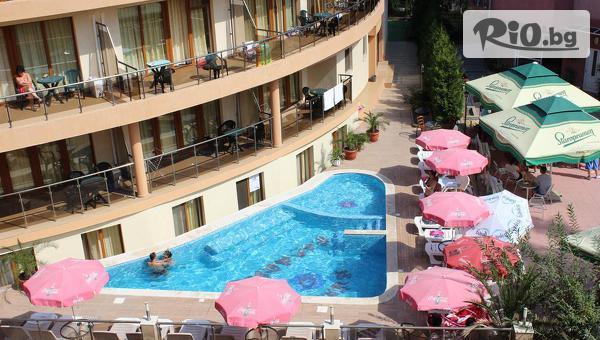 Хотел Съни Парадайз 3*, Китен #1