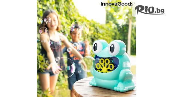 Автоматична машинка за балончета #1