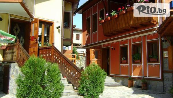 Къщи за гости Тодорини къщи