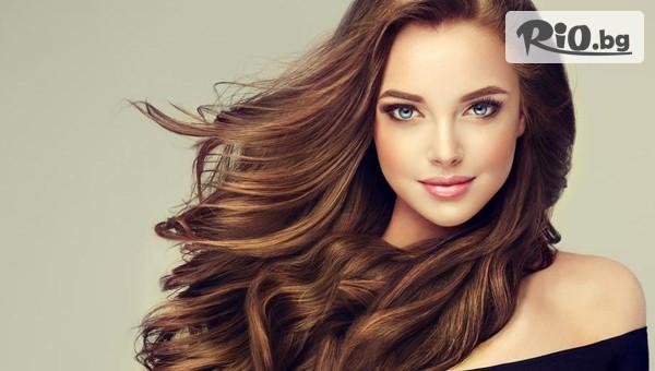 Терапия за коса или прическа #1