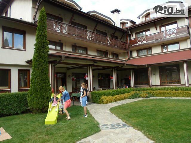 Хотел Евелина Палас Галерия снимка №2