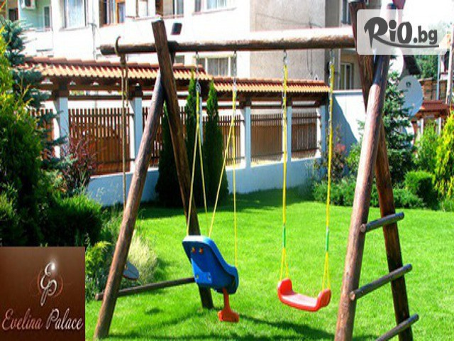 Хотел Евелина Палас Галерия снимка №4