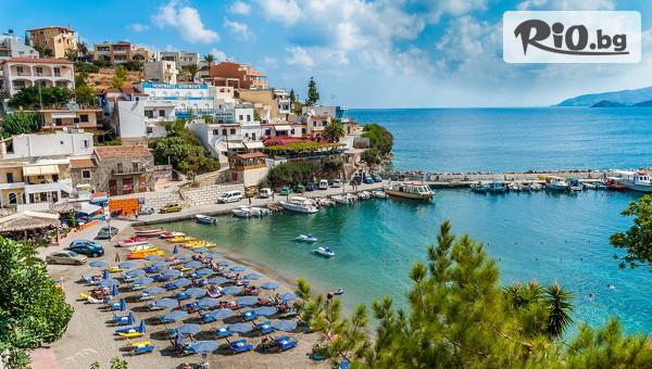 Хотел Minoas, остров Крит #1