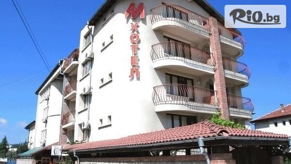Хотел М2, Приморско #1
