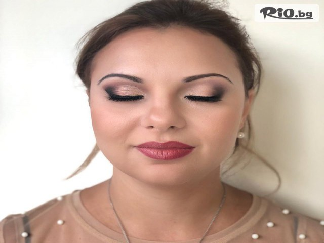 Organic Make-Up Галерия #4