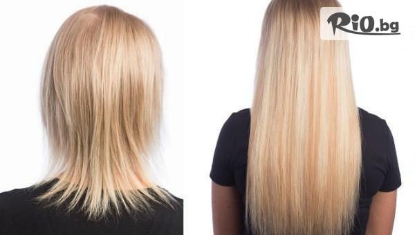 Трайно удължаване на коса #1