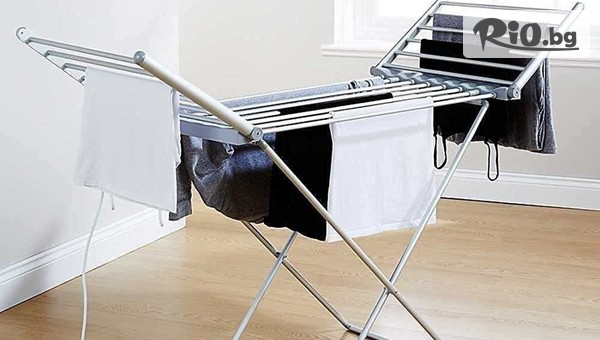 Електрически сушилник за дрехи #1