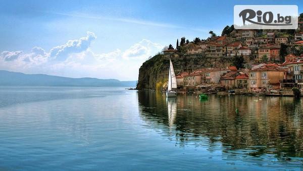 Хотел Belvederе 4*, Охрид #1