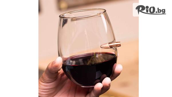 Чаша с патрон #1