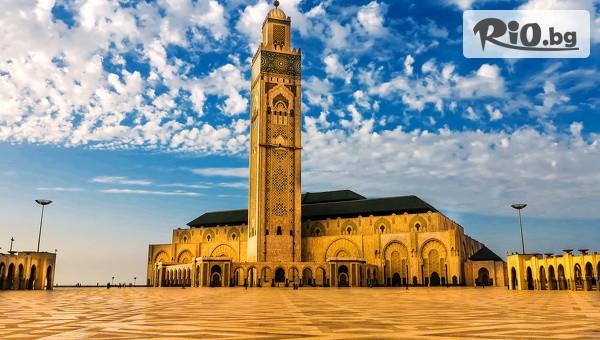 Самолетна екскурзия до Мароко #1
