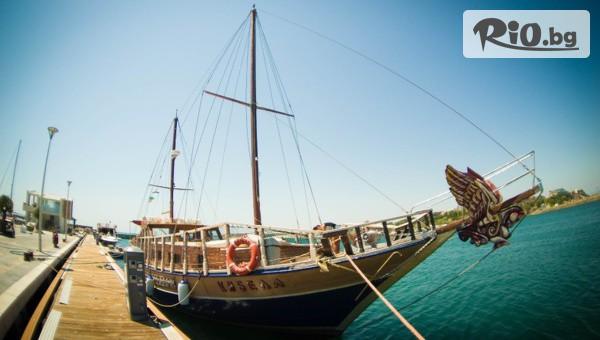 Круиз на яхта Кибела край Несебър #1