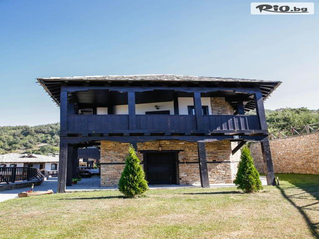 Еко комплекс Трите къщи Галерия #11