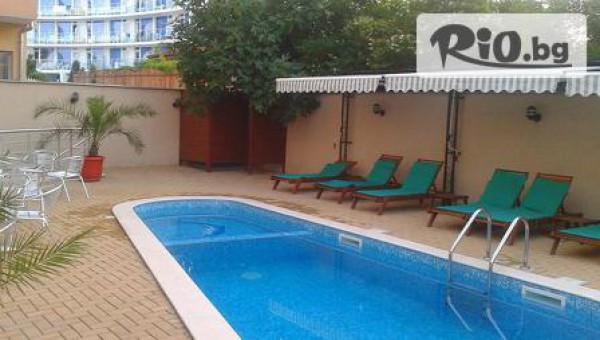 Приморско, Хотел Свети Димитър #1