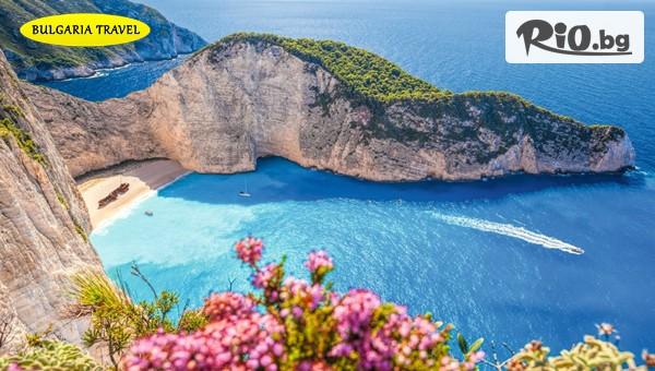 Остров Закинтос и Патра #1