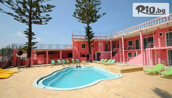 Pink Palace Beach Resort, Корфу #1
