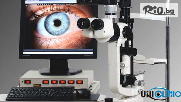 Преглед на ретинен томограф #1