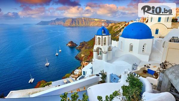 Екскурзия до Атина и остров Санторини #1