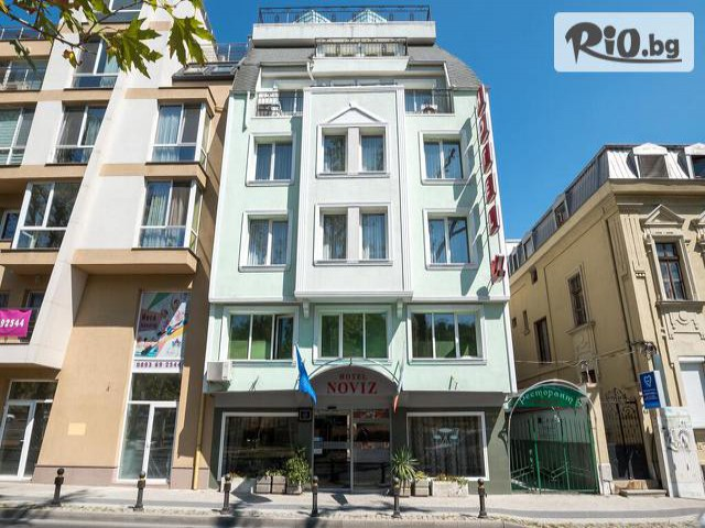 Хотел Новиз Галерия снимка №1