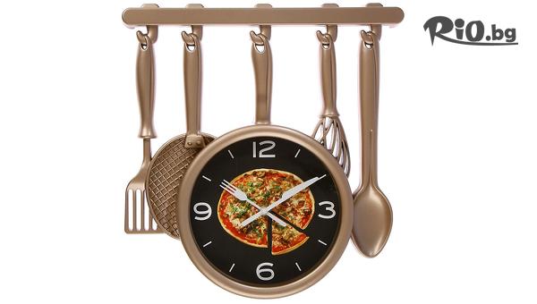 Стенен кухненски часовник #1
