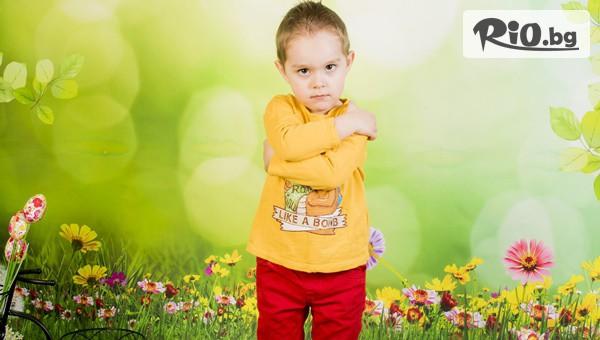 Пролетна семейна фотосесия #1