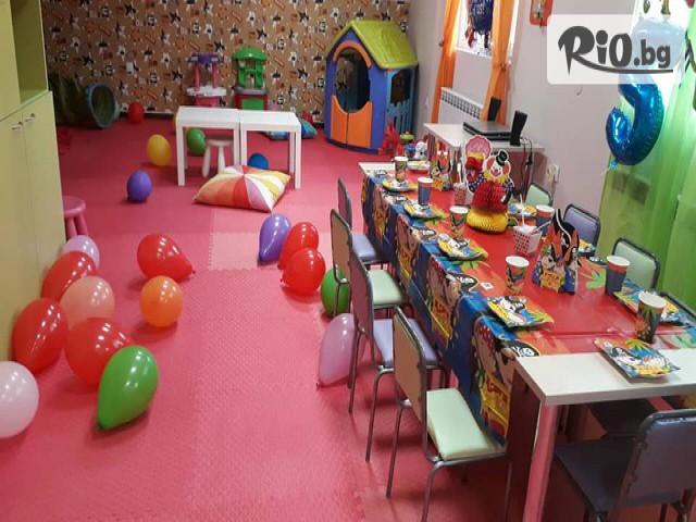 Детски парти клуб Звездички Галерия #2