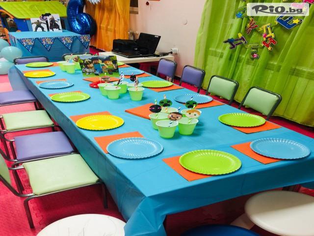 Детски парти клуб Звездички Галерия #5
