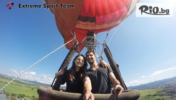 VIP панорамно издигане с балон за двама #1