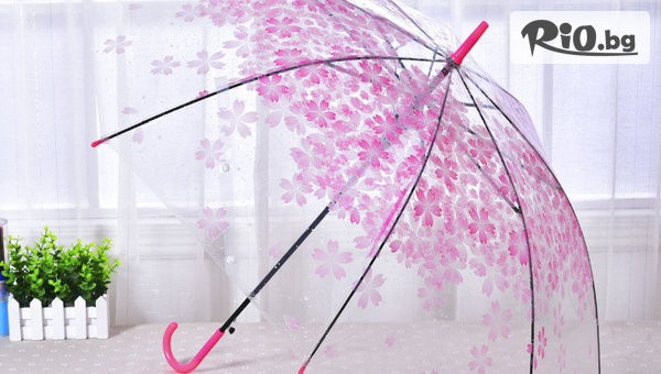 Голям дамски чадър #1