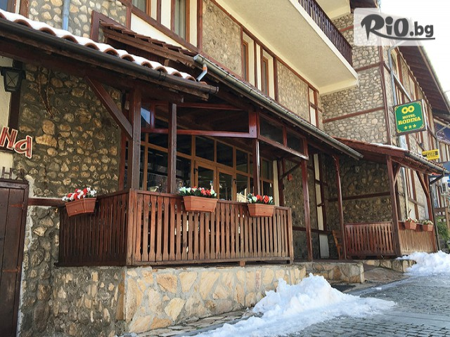 Хотел Родина Галерия снимка №2