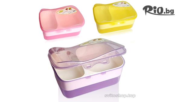 Пластмасова кутия за храна #1