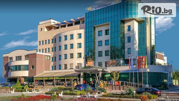 Луковит, Diplomat Plaza Hotel #1