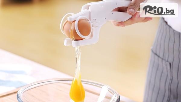 Уред за отделяне на белтъци от жълтъци #1
