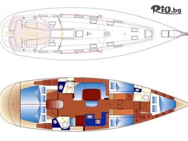 Яхта BAVARIA 49 Галерия #14