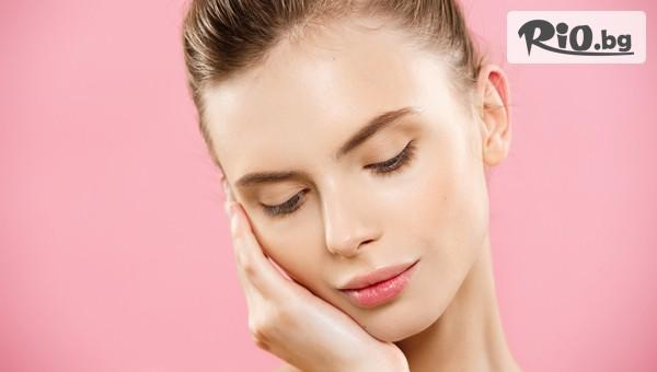 Кислородна терапия на лице #1