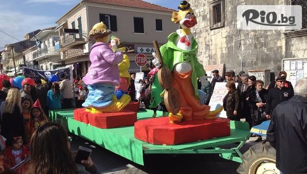 Карнавал на остров Лефкада #1
