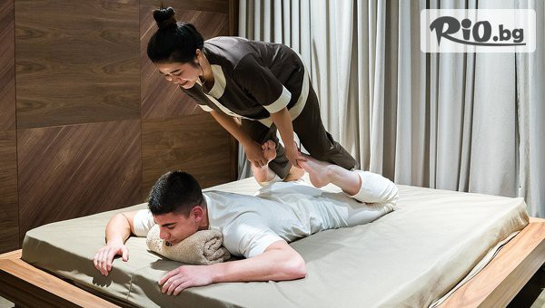 Тайландски масаж #1