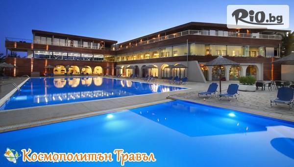 Blue Dolphin Hotel 4*, Ситония #1