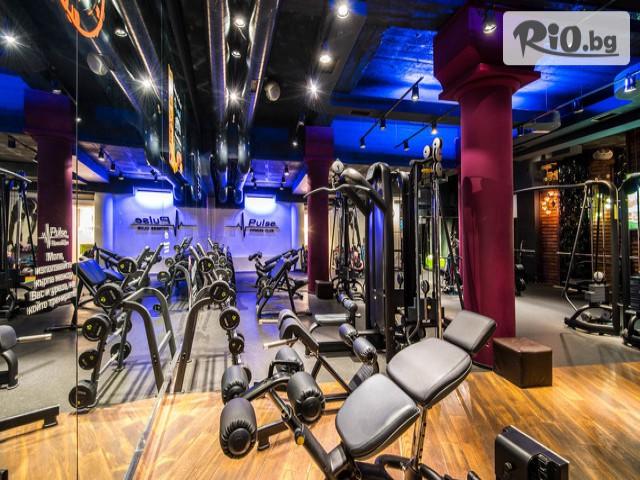 Pulse Fitness & SPA Галерия #16