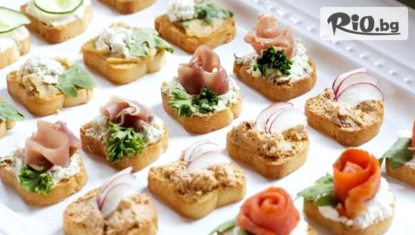 90 броя мини сандвичи #1