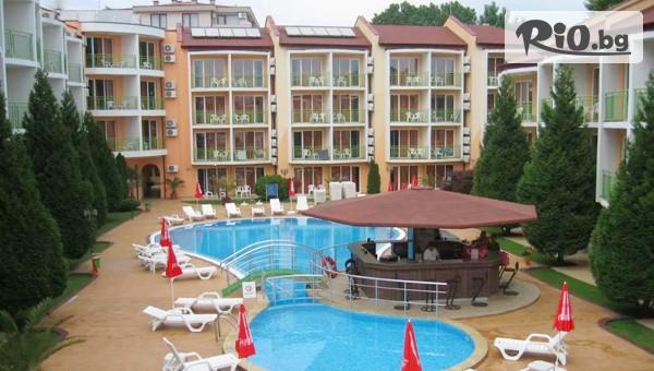 Хотел Sun City 3*, Слънчев бряг #1