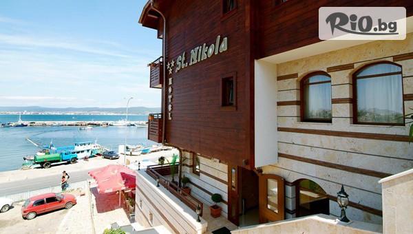 Хотел Свети Никола 3*, Несебър #1