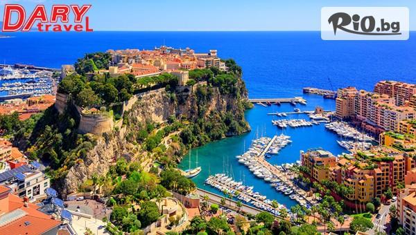 Монако, Ница, Кан, Антиб и Сен Тропе #1