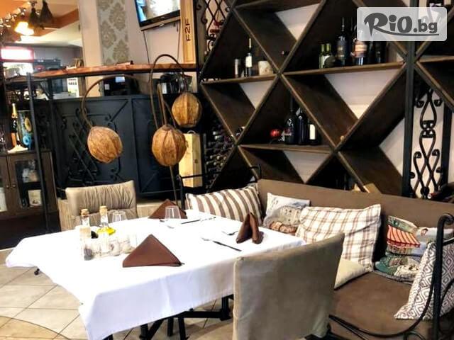 Ресторант Сол и Пипер Галерия #4