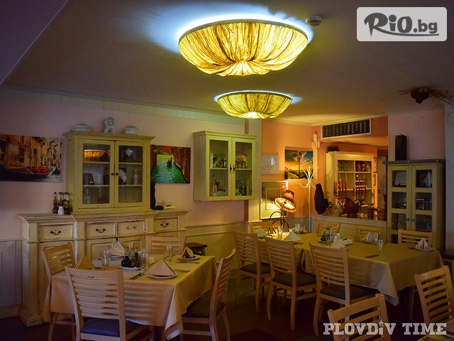 Ресторант Сол и Пипер Галерия #15