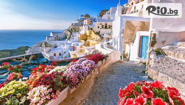 Великден на остров Санторини #1